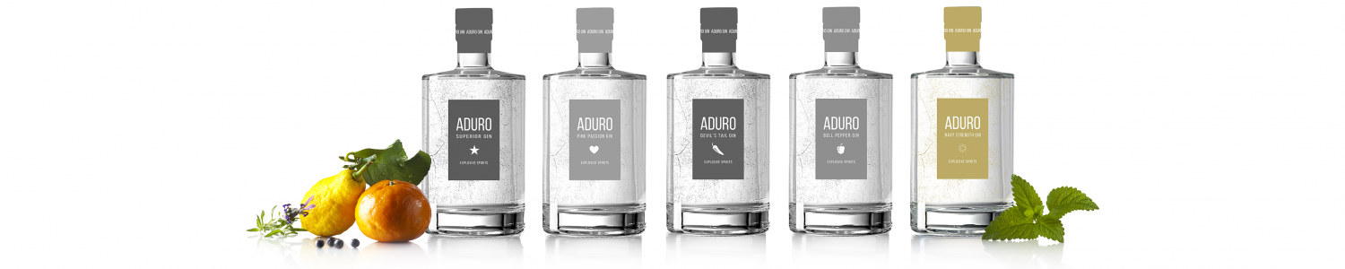 ADURO Navy Strength Gin
